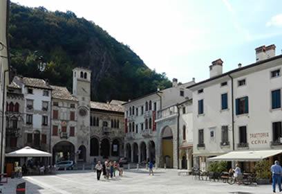 Noleggio Scale a Vittorio Veneto